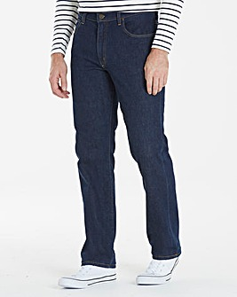 Lee Brooklyn Straight Onewash Jean 32In