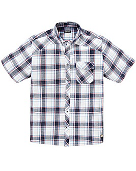 Firetrap Melker Check Shirt Regular