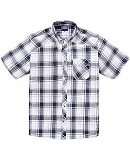 Firetrap Melker Check Shirt Regular