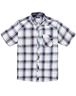 Firetrap Melker Check Shirt Long