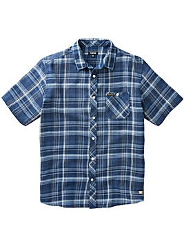 Firetrap Casper Check Shirt Long