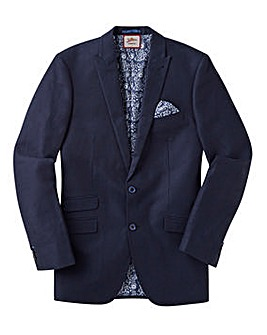 Joe Browns Linen Herringbone Blazer