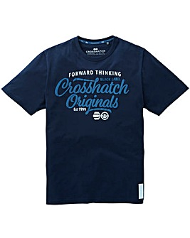 Crosshatch Grassmere T-Shirt