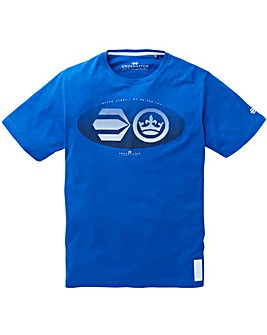 Crosshatch Eliptical T-Shirt