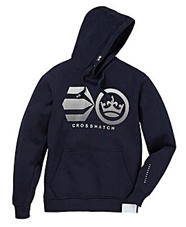 Crosshatch Tipple Hooded Sweatshirt