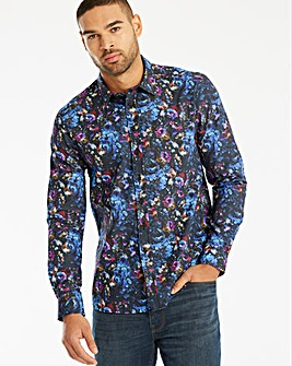 Joe Browns Majestic Floral Print Shirt R