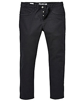 Firetrap Slim Leg Stretch Jean 31 In