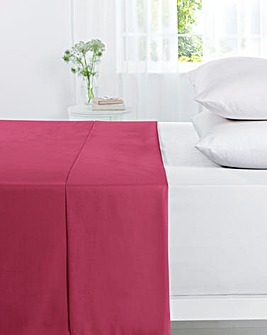 Extra Wide Flat Sheet