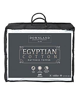 Egyptian Cotton Mattress Topper
