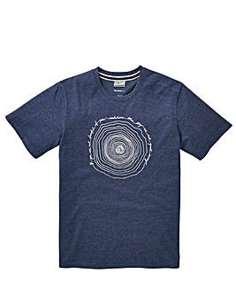 Jacamo Wanders Graphic T-Shirt Long