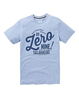 Jacamo Bevard Graphic T-Shirt Long