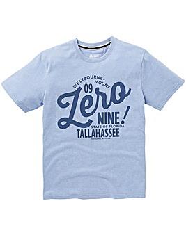 Jacamo Bevard Graphic T-Shirt Long