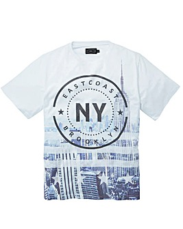 Label J NY Sub Tee Regular