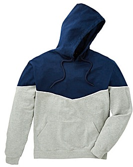 Label J Chevron Hoody Regular