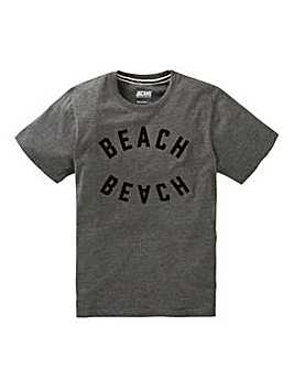 Jacamo Beached Graphic T-Shirt Regular