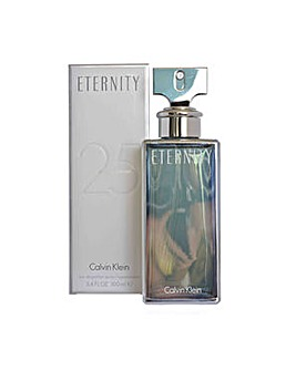 Eternity FW 25th Anniversary EDP 100ml