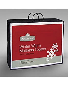 Winter Warm Topper