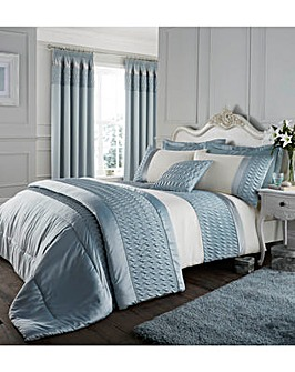Quilted Luxury Satin Bedding