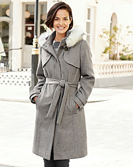 PREMIUM FASHION DUFFLE COAT