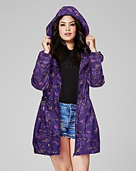 Butterfly Pac-A-Parka