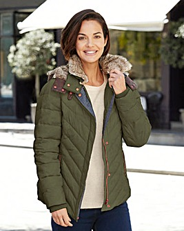 PREMIUM SHORT PADDED JACKET