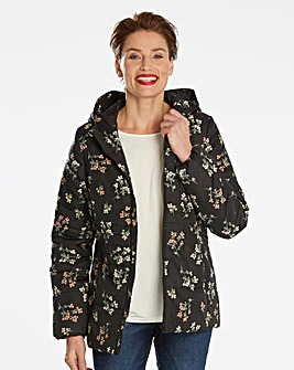 Print Padded Jacket