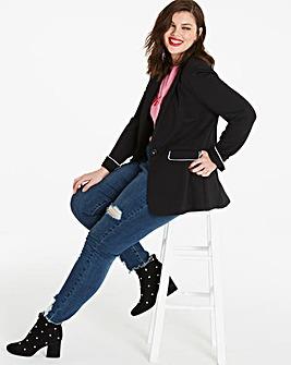 Smart Jersey Blazer