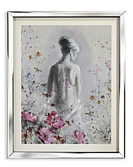 Arthouse Isabelle Mirror Framed Print