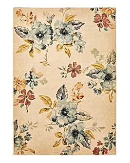 Eternity Floral Rug Large