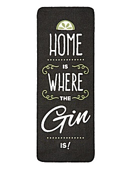 Home is Where the Gin is! Runner