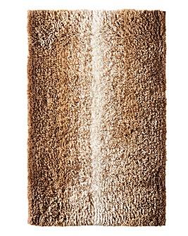 Kempton Ombre Non-Slip Bath Mat Natural