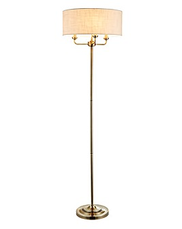 Imogen 3 Light Floor Lamp