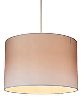 Ombre Pendant Shade Grey
