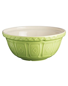 Colour Mix Mixing Bowl 29cm Bright Green
