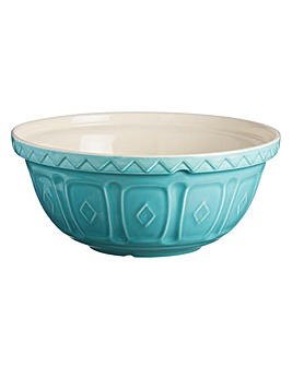 Colour Mix Mixing Bowl 29cm Turquoise