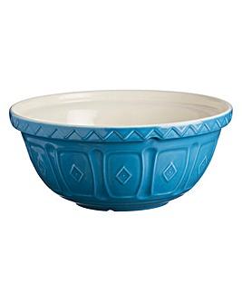 Colour Mix Mixing Bowl 29cm Azure