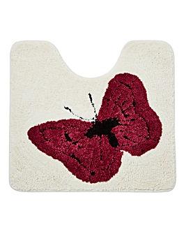 Microfibre Butterfly Pedestal Mat