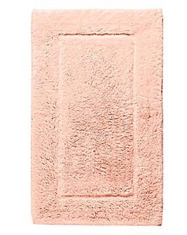 Silky Supersoft Bath Mat Seashell Pink