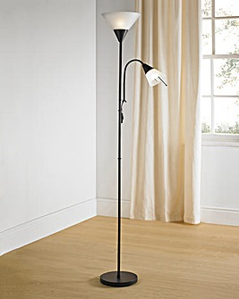 Dual Purpose Floor Lamp