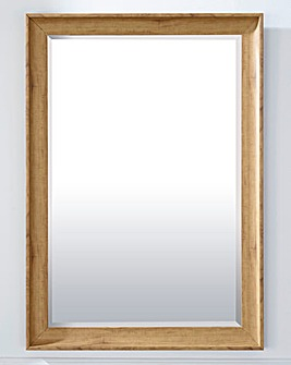 Fraser Rectangle Mirror