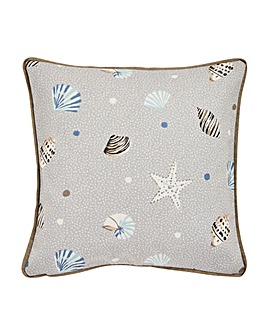 Lorraine Kelly Seashells Cushion