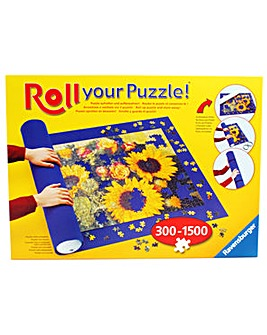 Roll your Puzzle Jigsaw Sheet