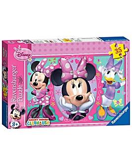 Disney Minnie Mouse Jigsaw 35 Piece