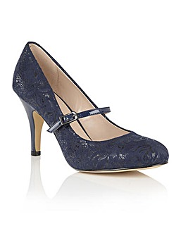 LOTUS FUZINA COURT SHOES
