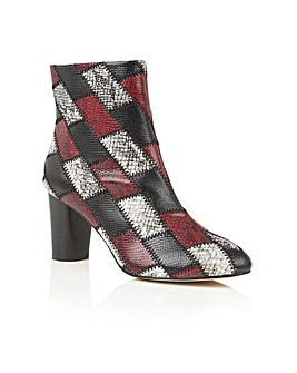 LOTUS LAURA ANKLE BOOTS