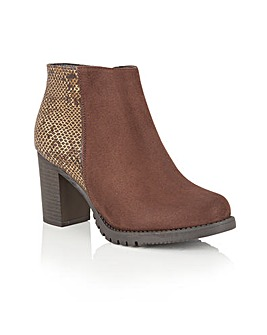 LOTUS GEMINI ANKLE BOOTS