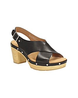 Clarks Ledella Club Sandals
