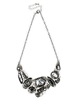 Multi Section Necklace