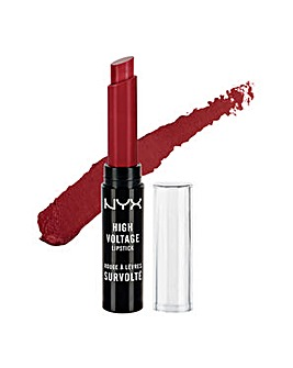 Nyx High Voltage Lipstick Burlesque