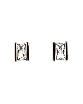 Rectanglar Shaped Earring